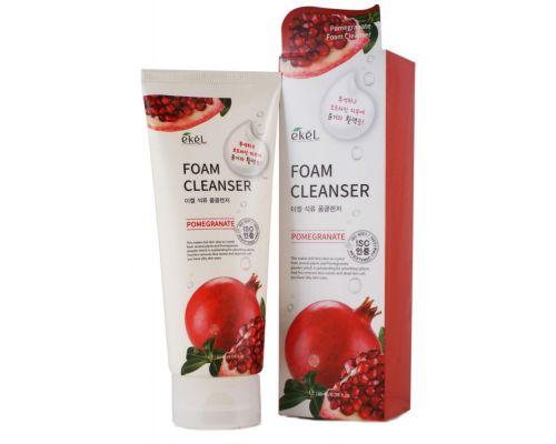 Pomegranate Foam Cleanser