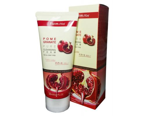 Pomegranate Pure Cleansing Foam