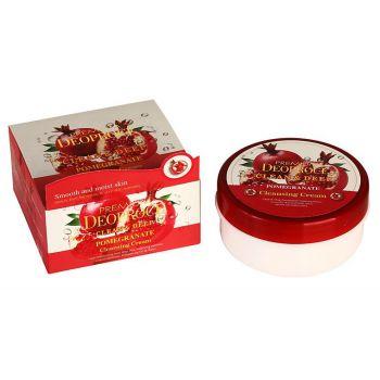 Premium Clean & Deep Pomegranate Cleansing Cream