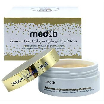 Premium Collagen Gold Hydrogel Eye Patches