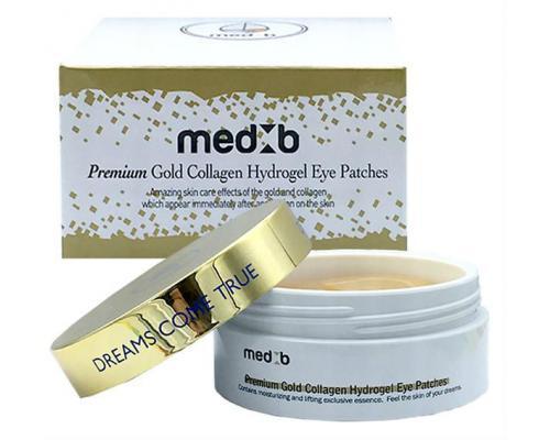 Premium Collagen Gold Hydrogel Eye Patches