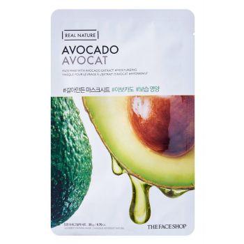 Real Nature Avocado Face Mask