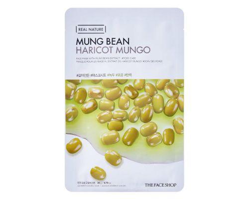 Real Nature Mung Bean Face Mask