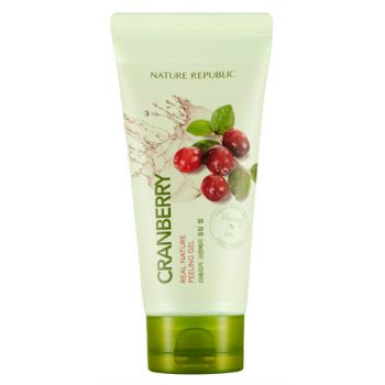Real Nature Peeling Gel Cranberry