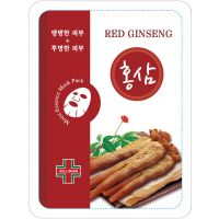 Red Ginseng Moist Essence Mask Pack