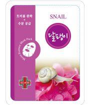 Snail Moist Essence Mask Pack