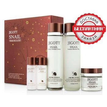 Snail Moisture Skin Care 3set