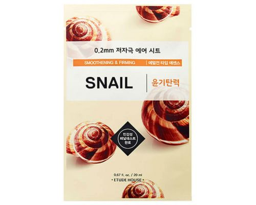 Therapy Air Mask Snail Smoothening & Firming