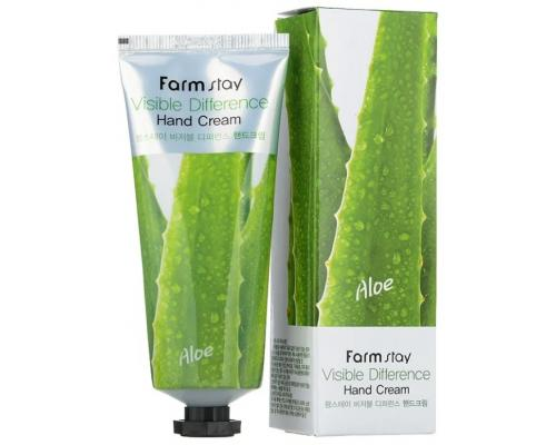 Visible Difference Hand Cream Aloe