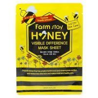 Visible Difference Mask Sheet Honey