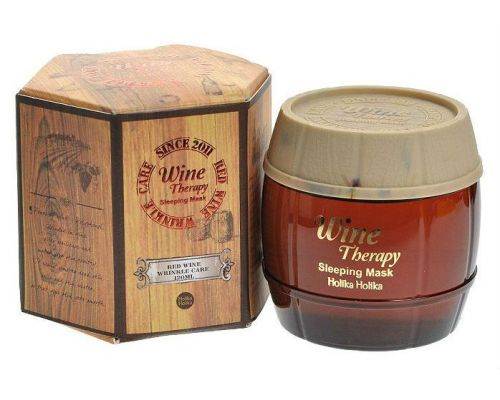 Wine Therapy Sleeping Mask Red Wine
